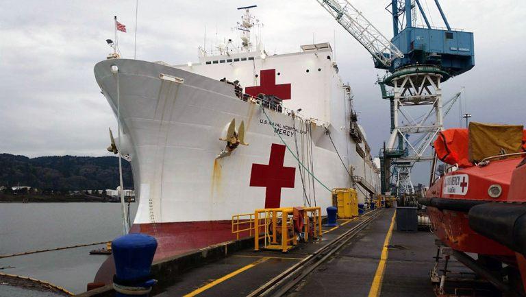 USS-Mercy