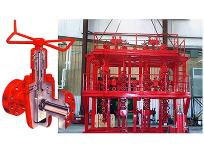 Complete Standpipe, Cement, and Choke & Kill Manifolds